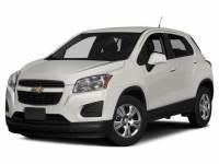 Used 2015 Chevrolet Trax LS SUV near Hartford | LUC56855C