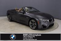 Certified Pre-Owned 2018 BMW M4 Convertible in Irondale