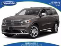 Used 2020 Dodge Durango SXT For Sale in Orlando, FL (With Photos) | Vin: 1C4RDHAG2LC123842