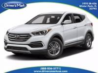 Used 2017 Hyundai Santa Fe Sport 2.4L For Sale in Orlando, FL (With Photos) | Vin: 5NMZU3LB4HH014618