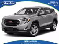 Used 2018 GMC Terrain SLE For Sale in Orlando, FL (With Photos) | Vin: 3GKALMEV6JL202101