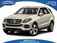 Used 2016 Mercedes-Benz GLE 350 4MATIC For Sale in Orlando, FL (With Photos) | Vin: 4JGDA5HB3GA800700