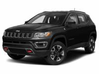 Used 2020 Jeep Compass Trailhawk SUV