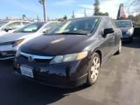 2006 Honda Civic LX Sedan XSE serving Oakland, CA
