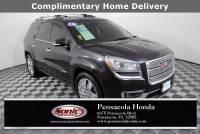 Used 2014 GMC Acadia Denali in Pensacola