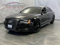 2011 Audi A8 L 4.2L V8 Engine / AWD Quattro / Navigation / Sunroof / Bluetooth / Heated and Ventilated Seats / BOSE Sound System / Push Start