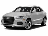 Used 2018 Audi Q3 For Sale at Duncan Hyundai | VIN: WA1BCCFS9JR013704