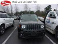 Certified Used 2018 Jeep Renegade Latitude in Gaithersburg