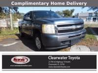 2009 Chevrolet Silverado 1500 LT (2WD Crew Cab 143.5 LT) Truck Crew Cab in Clearwater