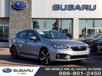 Used 2020 Subaru Impreza For Sale at Subaru of El Cajon | VIN: 4S3GTAL61L3711060
