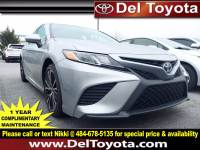 Certified Pre-Owned 2020 Toyota Camry For Sale in Thorndale, PA   Near Malvern, Coatesville, West Chester & Downingtown, PA   VIN:4T1G11AKXLU361777