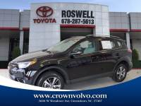 Used 2017 Toyota RAV4 XLE For Sale | Greensboro NC | HW398759