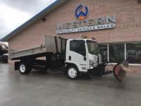 2009 GMC W5500 Plow Truck Dump Plow