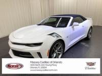 Pre-Owned 2018 Chevrolet Camaro 2dr Convertible 2LT VIN1G1FD3DXXJ0134208 Stock NumberBJ0134208