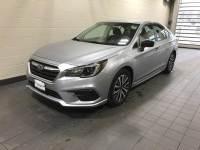 Ice Silver Metallic Used 2018 Subaru Legacy 2.5i For Sale in Moline IL | S21516A