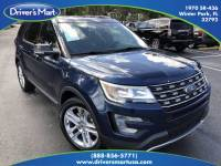 Used 2017 Ford Explorer XLT For Sale in Orlando, FL (With Photos) | Vin: 1FM5K7D84HGD79558
