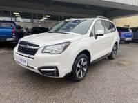 2018 Subaru Forester Premium Black Edition w/EyeSight