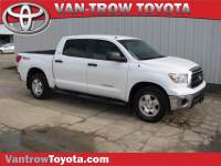 Used 2012 Toyota Tundra 2WD CrewMax Short Bed 4.6L
