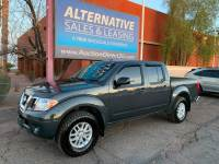 2015 Nissan Frontier SV 4X4 CREW CAB 3 MONTH/3,000 MILE NATIONAL POWERTRAIN WARRANTY