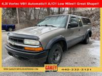 Used 2003 Chevrolet S-10 Base For Sale in Bedford, OH
