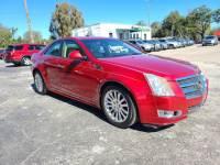 2010 Cadillac CTS Sedan Premium