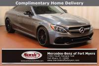Pre-Owned 2018 Mercedes-Benz AMG C 63 AMG C 63 S in Fort Myers