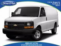 Used 2017 Chevrolet Express Cargo Van For Sale in Orlando, FL (With Photos) | Vin: 1GCWGAFF9H1193326