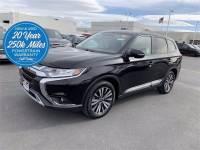 Used 2019 Mitsubishi Outlander SE For Sale in Bakersfield near Delano | JA4AD3A32KZ046733