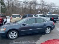 2006 Acura RL Technology Package 5-Speed Automatic