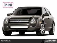 2009 Ford Fusion S I4