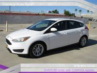 2015 Ford Focus SE w/Rearview Camera