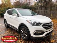 Used 2017 Hyundai Santa Fe Sport 2.0T Ultimate SUV For Sale in High-Point, NC near Greensboro and Winston Salem, NC