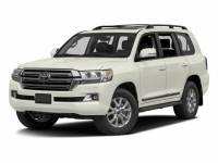 Used 2016 Toyota Land Cruiser 4dr 4WD