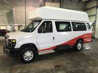 2010 Ford E350 Commercial Paratransit Wheelchair Van