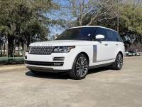 Certified Used 2016 Land Rover Range Rover 5.0L V8 Supercharged Autobiography in Houston