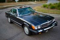 1987 Mercedes-Benz 560SL 560 SL