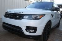 2016 Land Rover Range Rover Sport Supercharged V8 Sport Supercharged