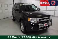 Used 2011 Ford Escape For Sale at Duncan Hyundai | VIN: 1FMCU0E71BKC24873