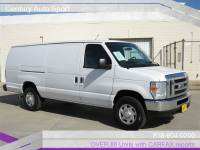 2014 Ford E-250 Extended Cargo 1-Owner Low Miles