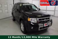 Used 2011 Ford Escape For Sale at Duncan's Hokie Honda | VIN: 1FMCU0E71BKC24873