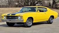 1971 Chevrolet Chevelle SS Real SS #s Matching and Documented LS5