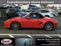 2011 Porsche Boxster 2dr Roadster in Franklin