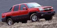 Pre-Owned 2004 Chevrolet Avalanche 1500 4WD Crew Cab