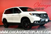 2019 Honda Passport Sport - 3.5L V6 CYLINDER ENGINE ALL WHEEL DRIVE 1 OWNER BLACK CLOTH INTERIOR KEYLESS GO BLUETOOTH STREAMING LANE DEPARTURE WARNING BLINDSPOT DETECTION