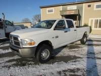 Used 2011 Dodge 2500 4x4 Crew-Cab Long Box Pickup