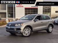 Used 2014 Volkswagen Touareg 3.6L SUV