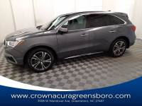 Certified 2020 Acura MDX with Technology Package in Greensboro NC