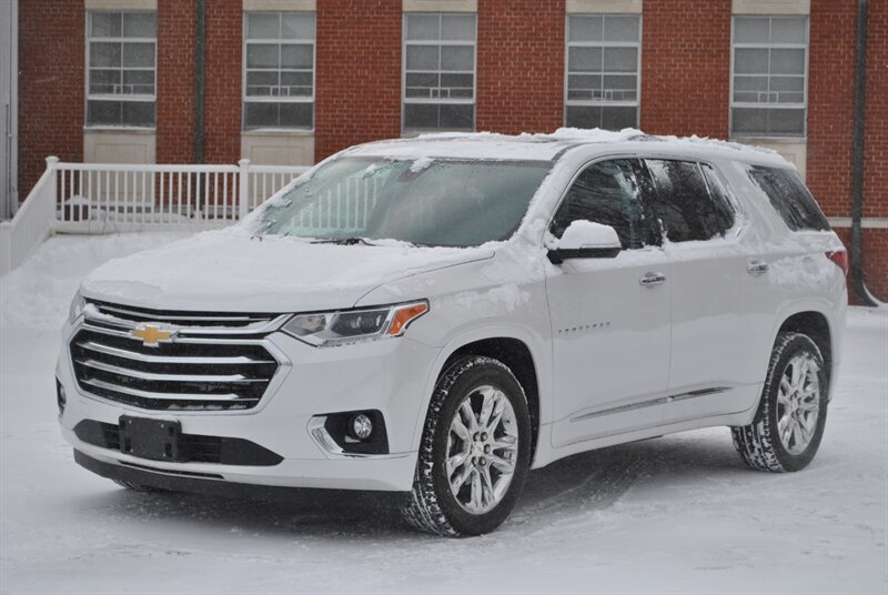 Photo 2018 Chevrolet Traverse High Country 4x4 for sale in Flushing MI