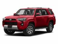Used 2017 Toyota 4Runner TRD Off-Road Premium SUV