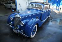 1951 Riley RMD 2 1/5 Litre Drophead Coupe